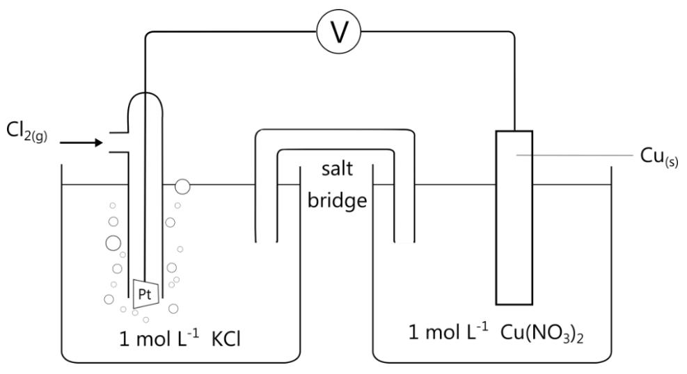 Module 3 Reactive Chemistry - Galvanic cell